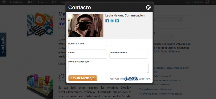 Contact Form by Contact.me